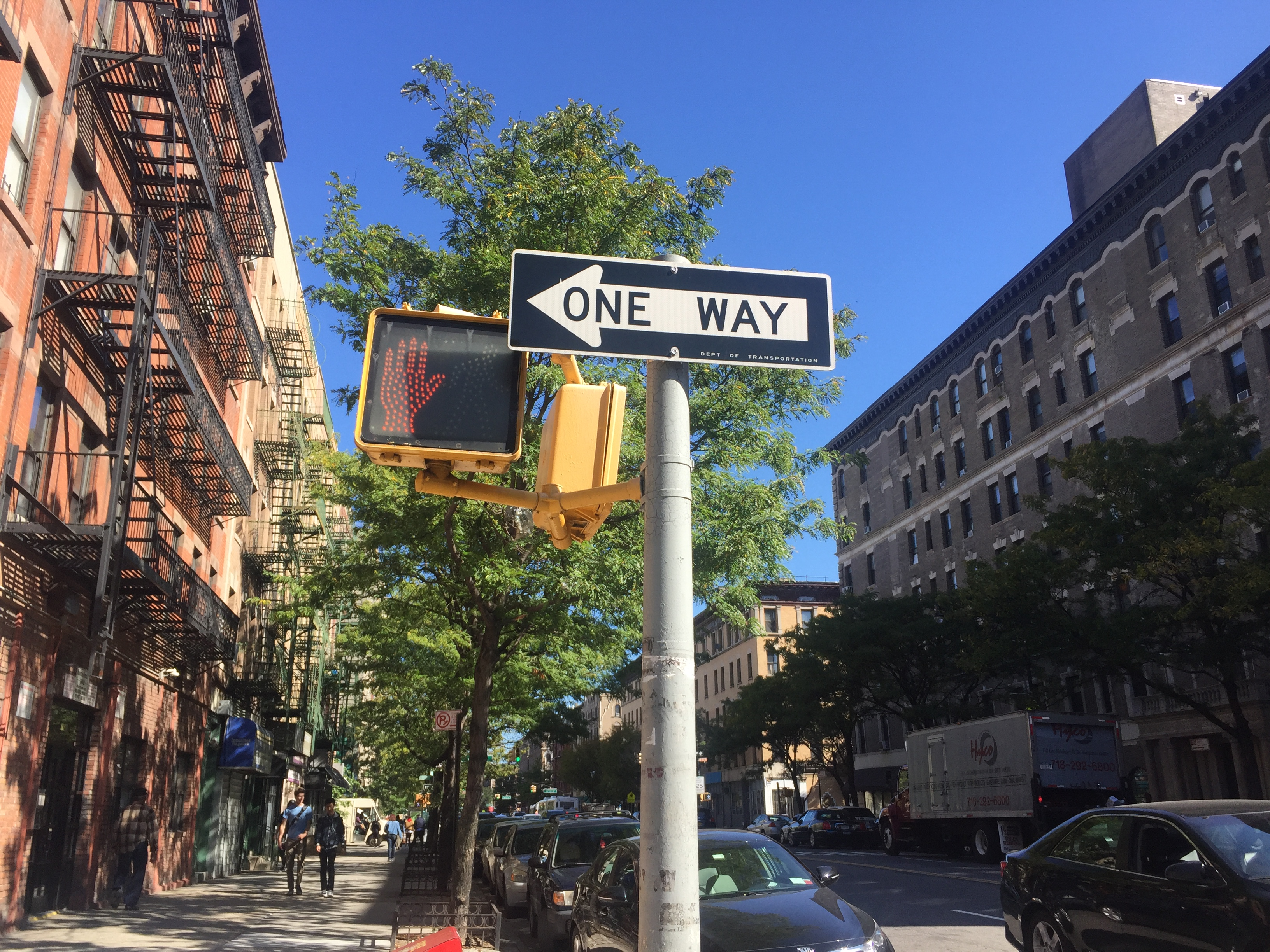 Are you headed down a one-way street?