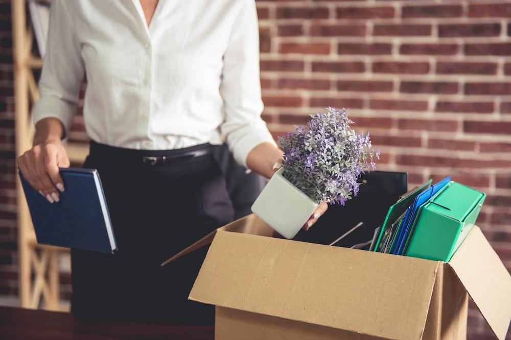 How I Left My Job Despite How Terrified I Was